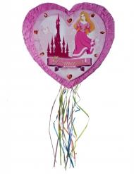 Piñata med prinsesstryck 50 cm