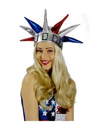 Lady Liberty - USA-hatt för vuxna