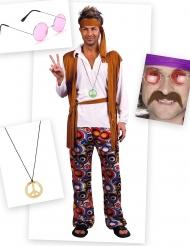 Hippie dräktpaket herr