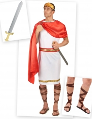 Romaren Roger herrdräkt