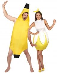 Bananer pardräkt vuxen
