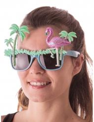 Tropikerna - Glasögon till maskeraden för vuxna