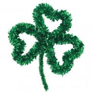 Treklöver - Dekoration till St. Patrick