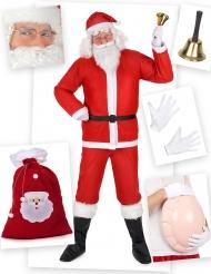 Klassisk jultomte-tillbehör