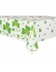 Plastduk med klöver till St. Patrick