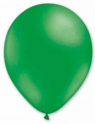 6 mörkgröna ballonger till festen 30 cm - Festdekorationer