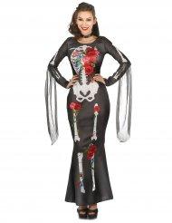 Señorita Calavera - Halloweenkläder för vuxna