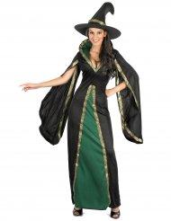 Skogshäxan - Halloweenkläder för vuxna