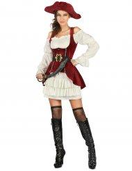 Renässans pirat - Maskeradkläder för vuxna
