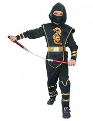 Drak dräpare - Ninjadräkt för barn till kalaset