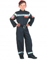 Modig brandman - Maskeradkläder för barn