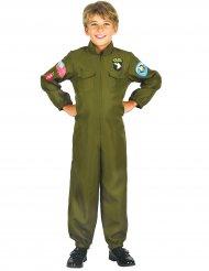 Pilot av jaktflygplan - Maskeradkläder för barn