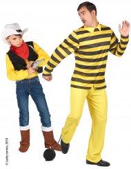 Lucky Luke & Dalton™ pardräkt vuxen