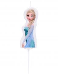 Elsa™ - Tårtljus från Frost™ 4,5 cm