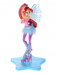 Winx Club™ Sirenix Bloom-figurin 13 cm