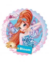 Tårtbild - Bloom från Winx™ 21 cm
