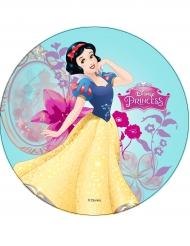 Tårtbild - Snövit från Disney Prinsessor™ 21 cm