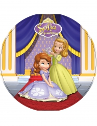 Prinssan Sofia™ - Tårtbild av kröning 21 cm