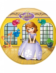 Prinsessan Sofia™ - Tårtbild 21 cm