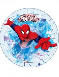 Tårtbild från Ultimate Spiderman™ 21 cm