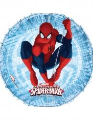 Tårtbild av Ultimate Spiderman™ 21 cm