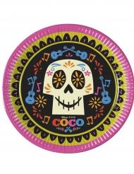 8 kartongtallrikar från Coco™ 23 cm