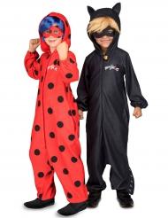 Ladybug & Chat Noir™ pardräkt barn