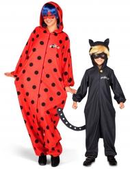 Ladybug & Chat Noir™ pardräkt för familj