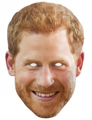 Prins Harry - Kartongmask