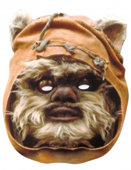 Ewok - Kartongmask från Star Wars™