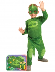 Gecko från Pyamashjältarna™ - Maskeraddräkt i gåvoset för barn