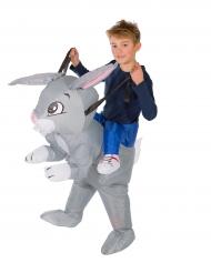 Jag & Kaninen - Uppblåsbardräkt för barn