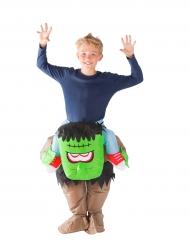 Jag & Frankensteins monster - Uppblåsbara maskeradkläder för barn
