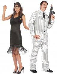 Herr & Fru Capone - Charlestondräkt för par