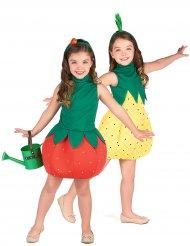 Fruktsallad - Pardräkt för barn
