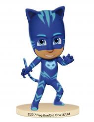 Kattpojken från Pyjamashjälarna™ - Figurin för tårtan