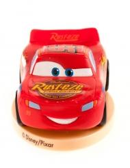 Blixten McQueen från Bilar™ - Plastfigur till tårtan 8cm