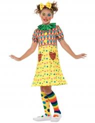 Clownen Twinkles - Maskeradkläder för barn
