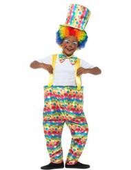 Clownen Popsy - Maskeradkläder för barn