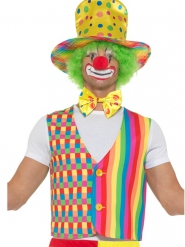 Clownens kit - Maskeradkläder för vuxna