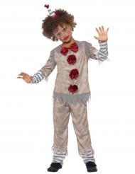 Clownen Vilda Ville - Maskeradkläder för barn