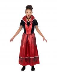 Prinsessa vampyr för barn - Halloween Maskeraddräkt för barn