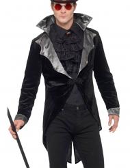 Gotisk frack - Halloweenkläder för vuxna