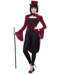 Lyxig vampyrfrack - Halloweenkläder för vuxna