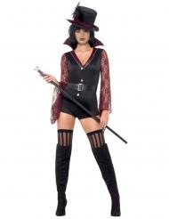 Sexig vampyrdomptösdräkt för vuxna - Halloween Maskeraddräkt