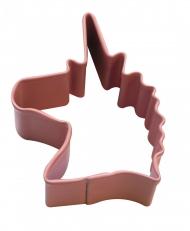 Kakform i form av enhörningshuvud