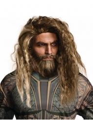 Aquaman™ - Peruk och skägg för vuxna