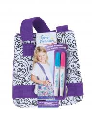 Väska med axelband som kan individualiseras - Maskeradtillbehör för barn