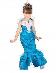 Plaskande sjöjungfrun - Maskeradkläder för barn till kalaset
