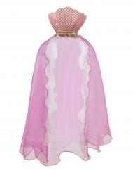 Havet är rosa - Sjöjungfruns mantel för barn